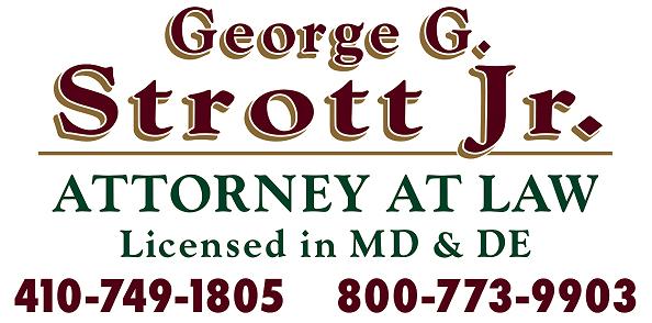 George G. Strott Jr. Attorney At Law