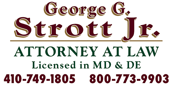 George G. Strott Jr. Attorney At Law